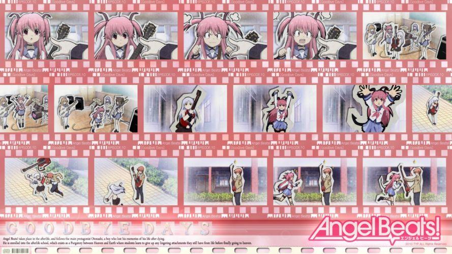 Angel Beats (109) wallpaper
