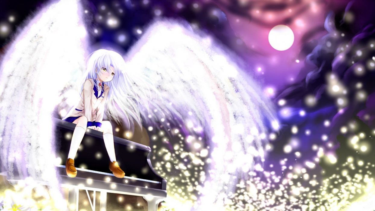 Angel Beats (1) wallpaper