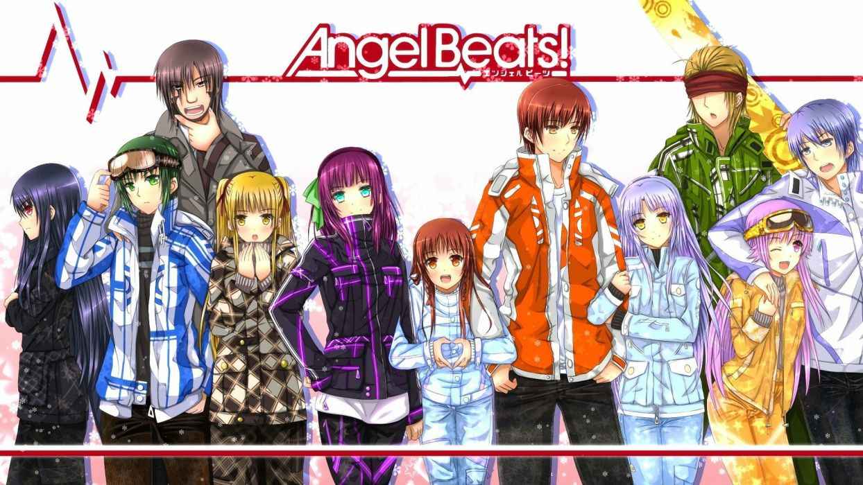 Angel Beats (2) wallpaper