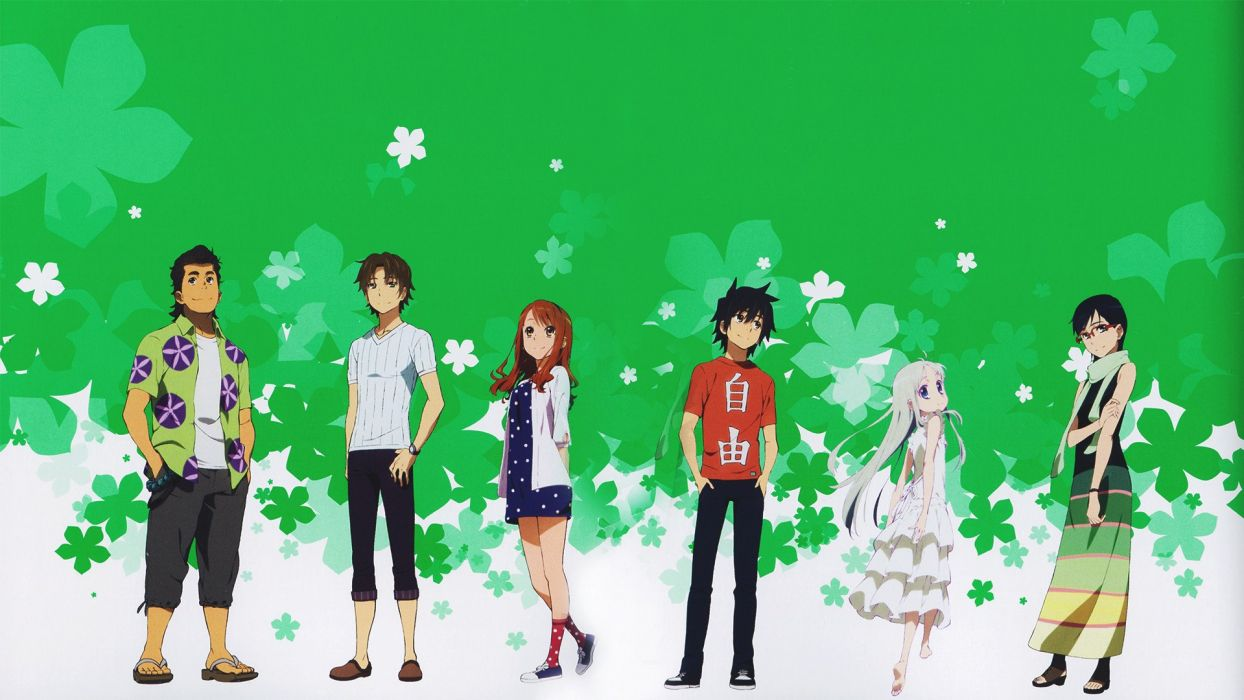 Anohana (35) wallpaper