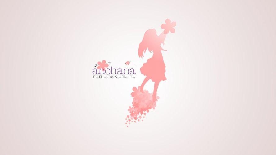 Anohana (1) wallpaper
