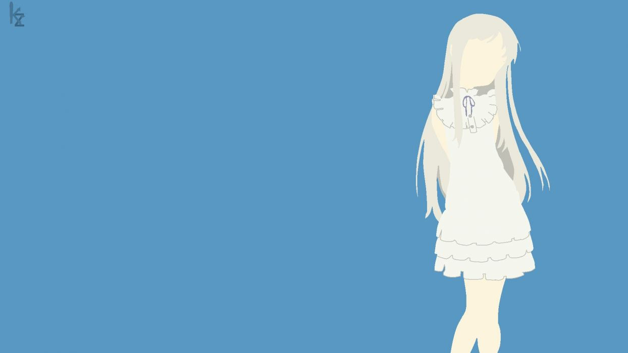 Anohana (3) wallpaper