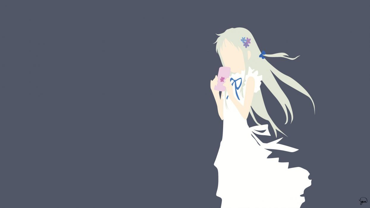 Anohana (6) wallpaper
