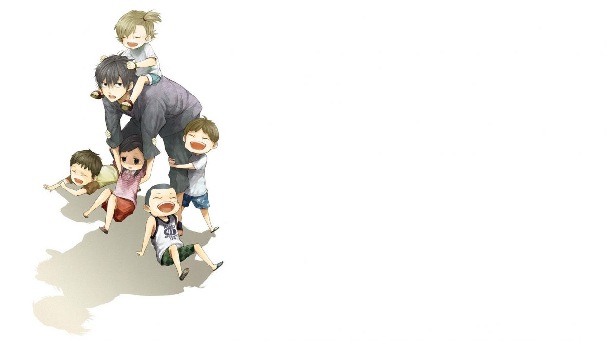 Barakamon (10) wallpaper