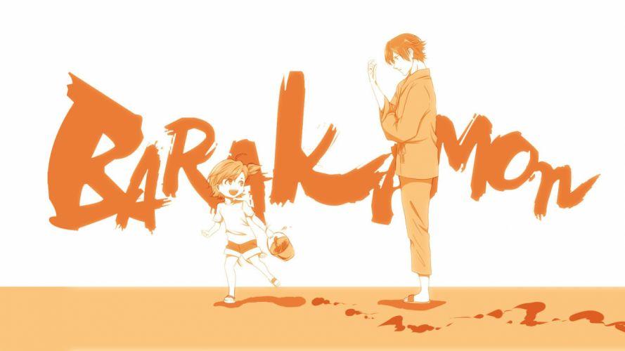 Barakamon (7) wallpaper