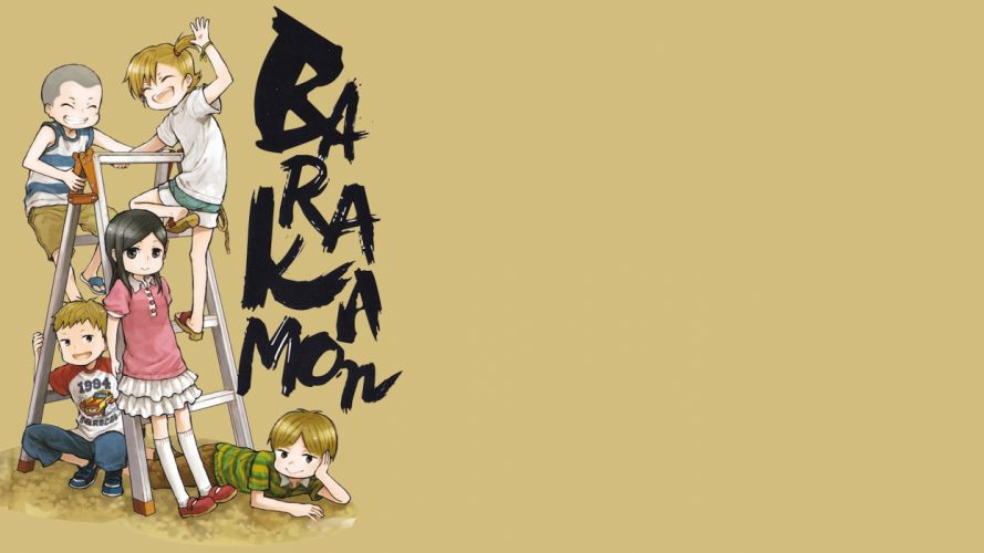 Barakamon (18) wallpaper