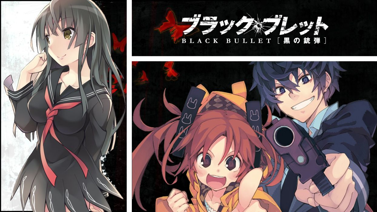 Black Bullet (13) wallpaper