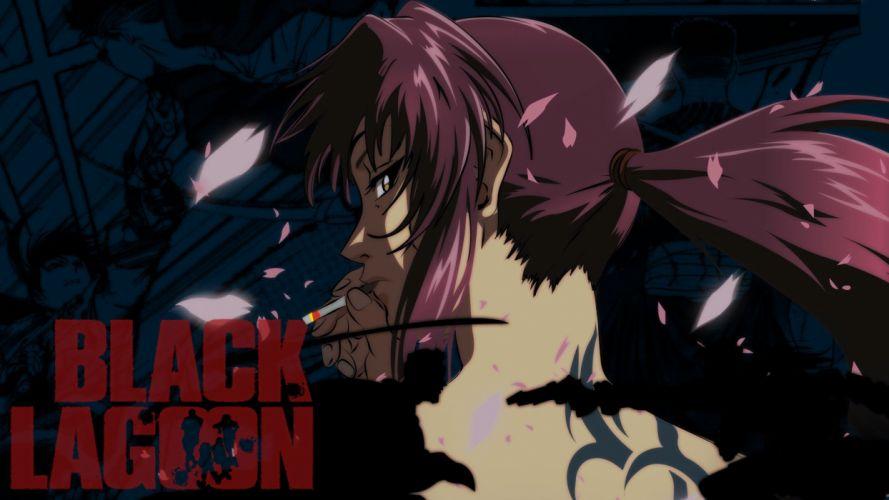 Black Lagoon (8) wallpaper
