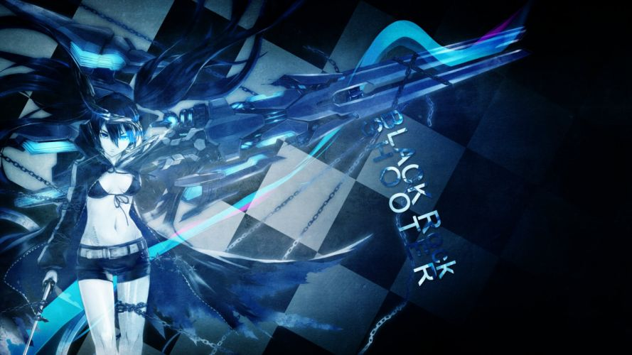 Black Rock Shooter (9) wallpaper