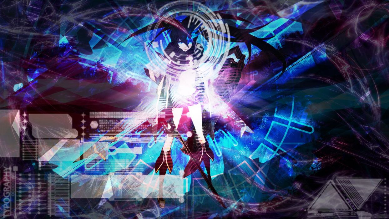 Black Rock Shooter (15) wallpaper