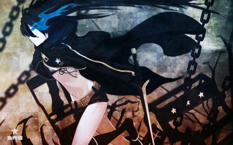 Black Rock Shooter (124) wallpaper