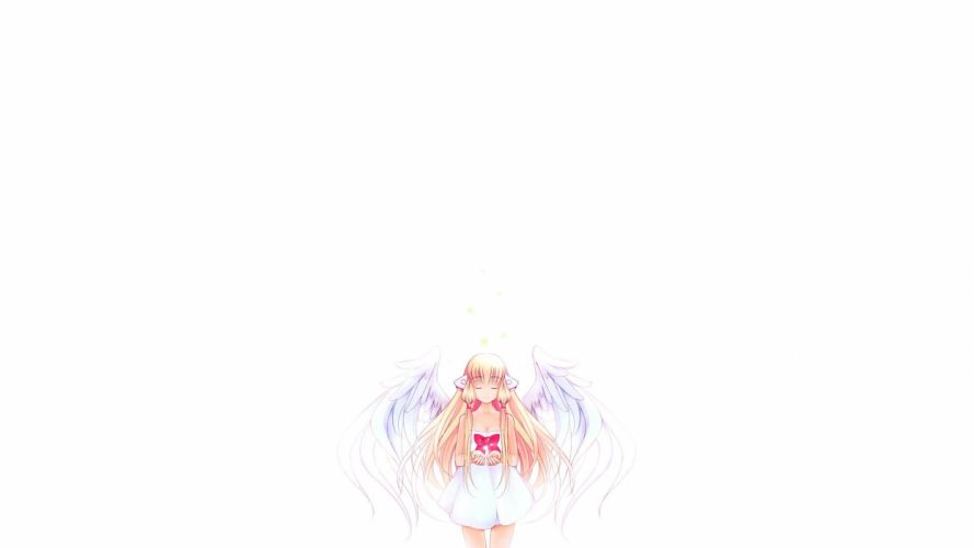 Chobits (13) wallpaper
