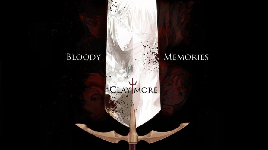 Claymore (27) wallpaper