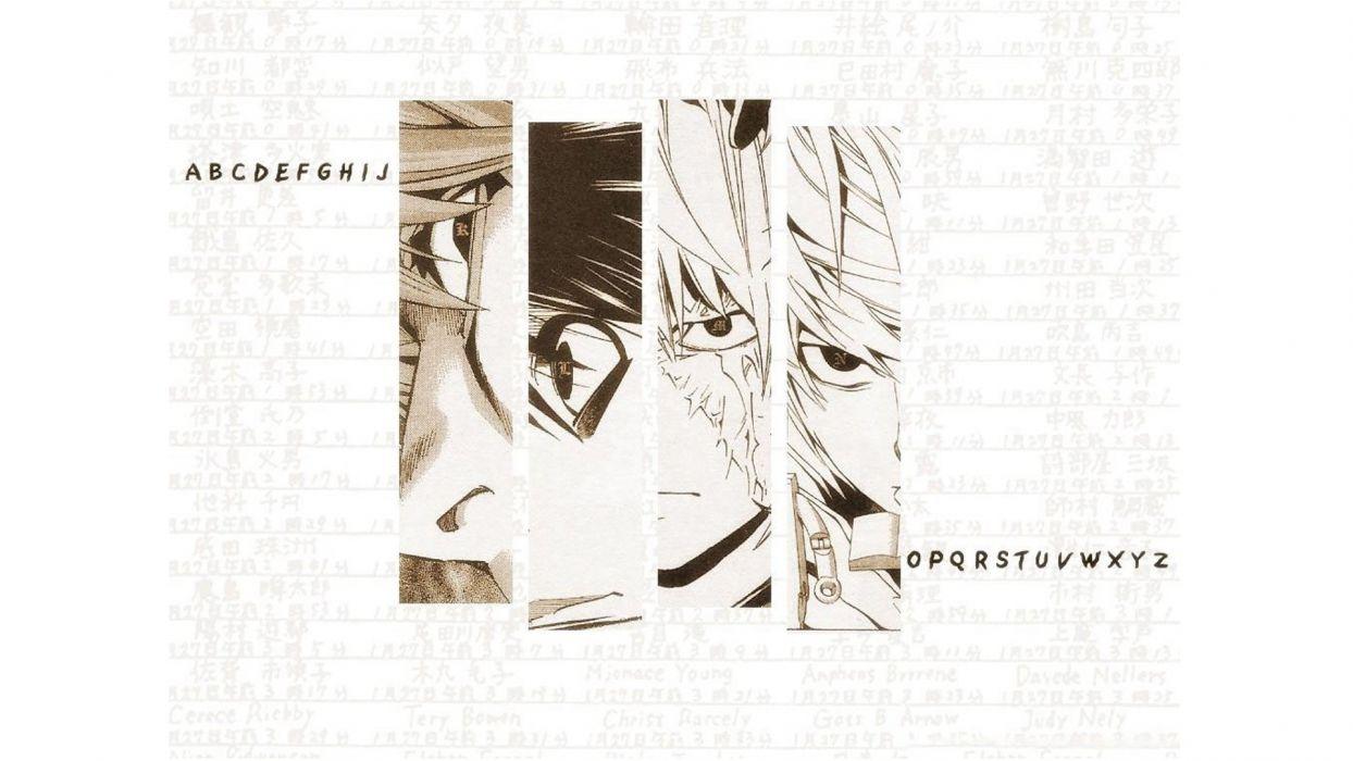 Death Note (16) wallpaper