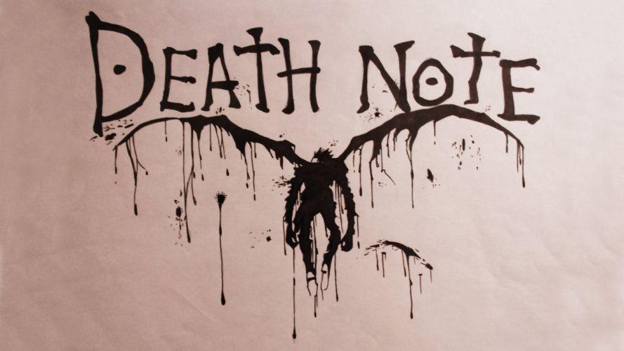 Death Note (17) wallpaper