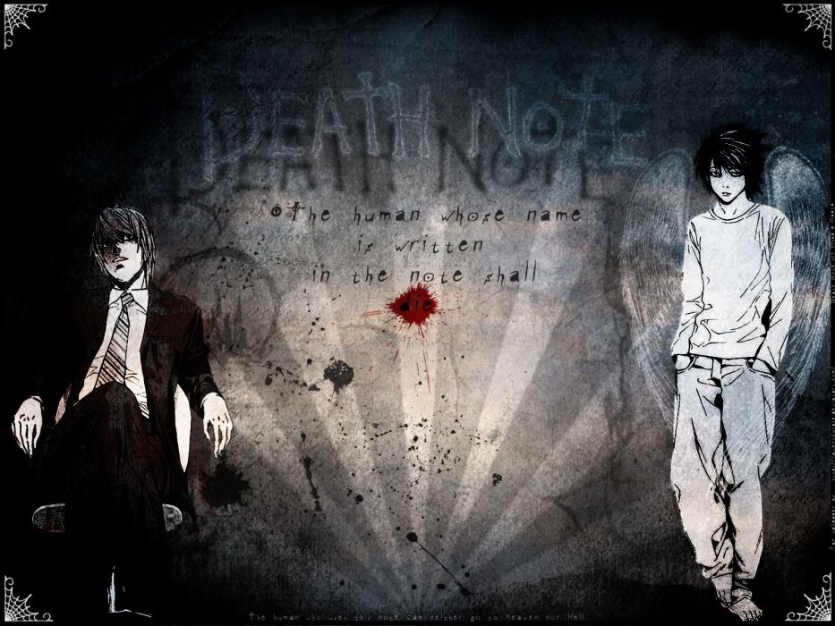 Death Note (6) wallpaper