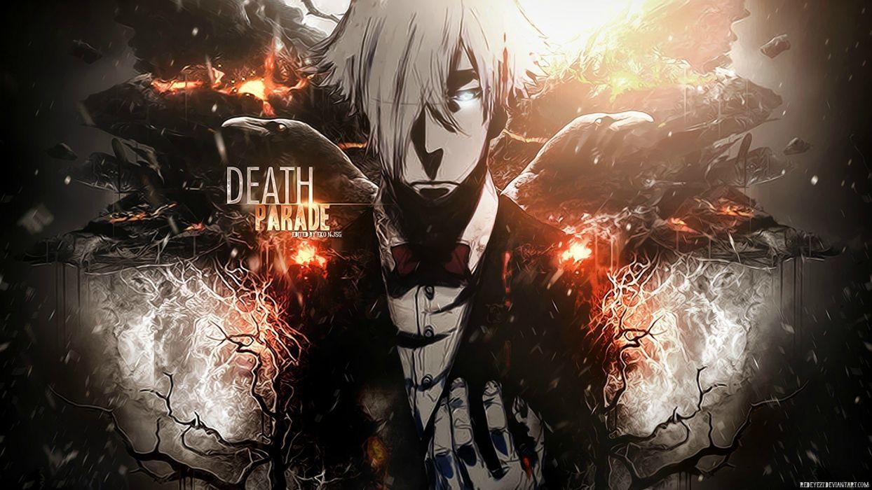 Death Parade (1) wallpaper