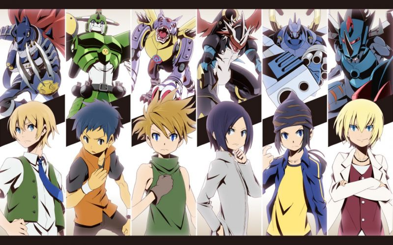 Digimon (3) wallpaper