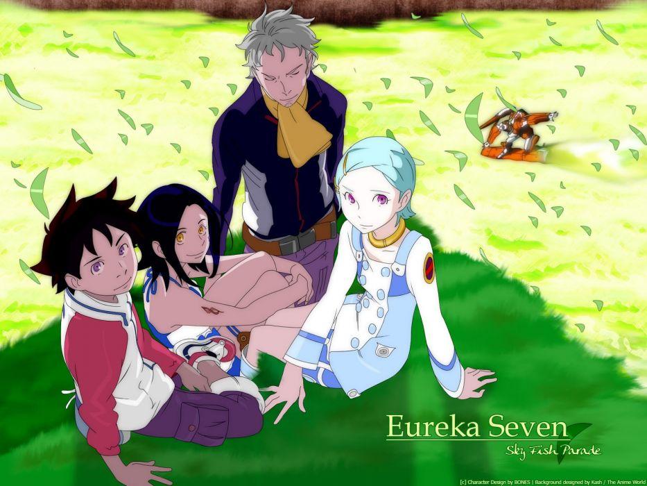 Eureka 7 (5) wallpaper