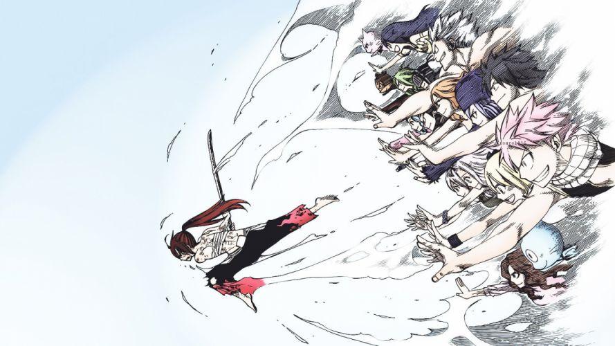 Fairy Tail (11) wallpaper
