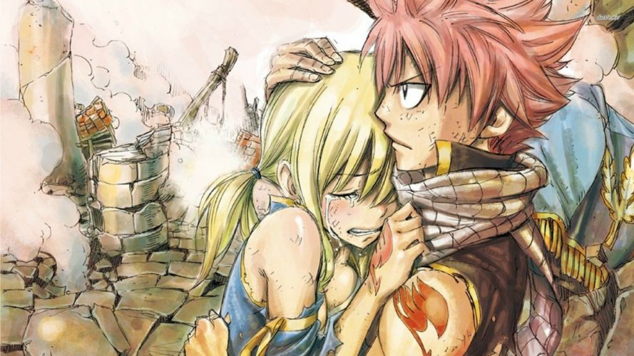 Fairy Tail (23) wallpaper