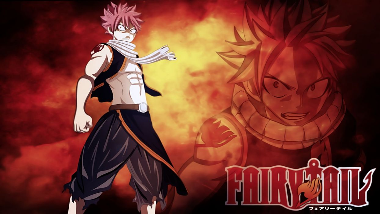Fairy Tail (33) wallpaper
