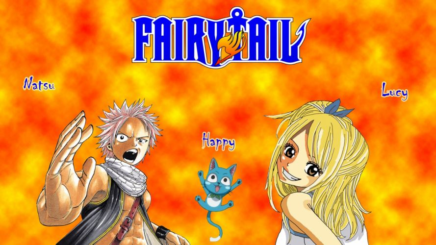 Fairy Tail (90) wallpaper