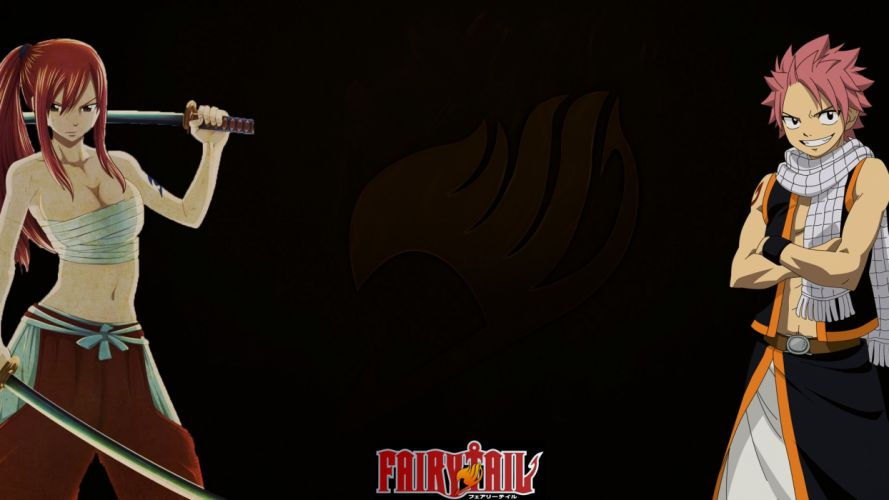Fairy Tail (121) wallpaper