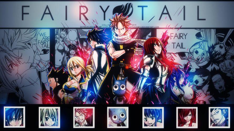 Fairy Tail (1) wallpaper