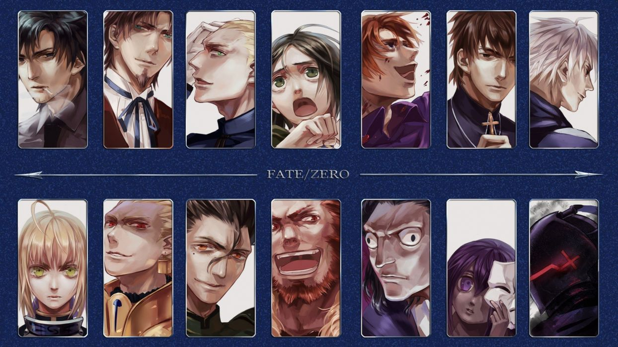 Fate Series (256) wallpaper