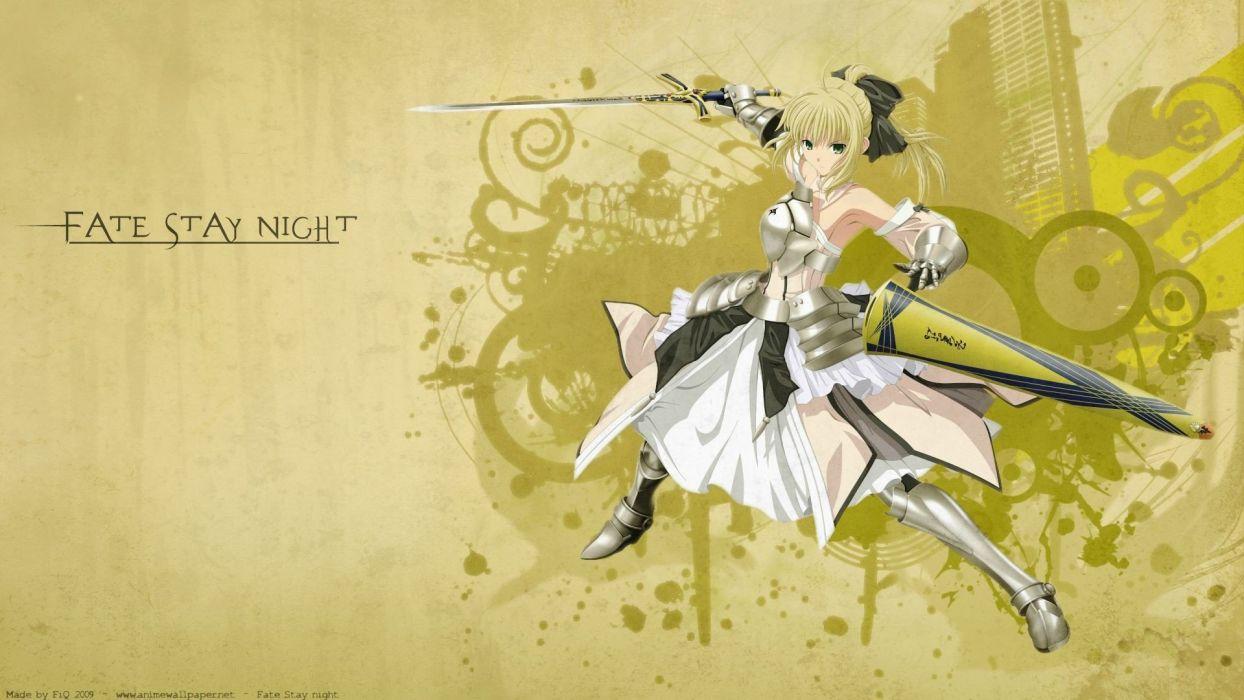 Fate Series (310) wallpaper