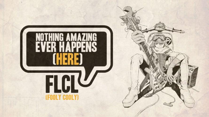 FLCL (21) wallpaper