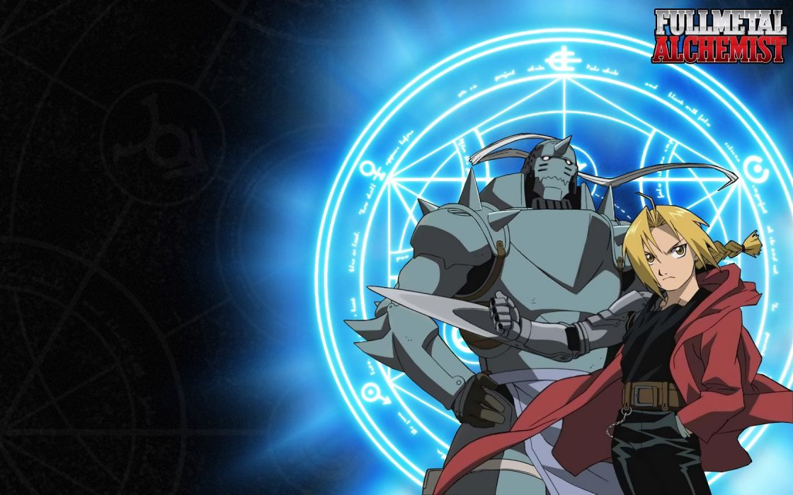 Fullmetal Alchemist Brotherhood (5) wallpaper