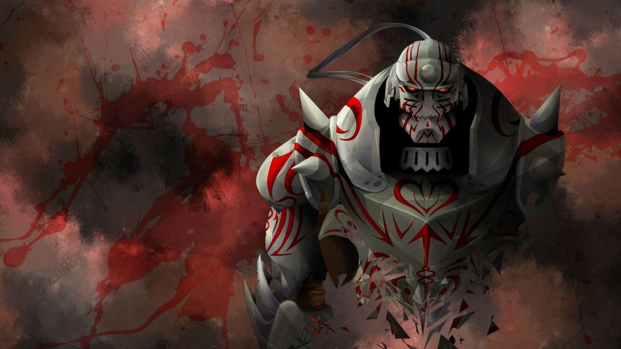 Fullmetal Alchemist Brotherhood (47) wallpaper