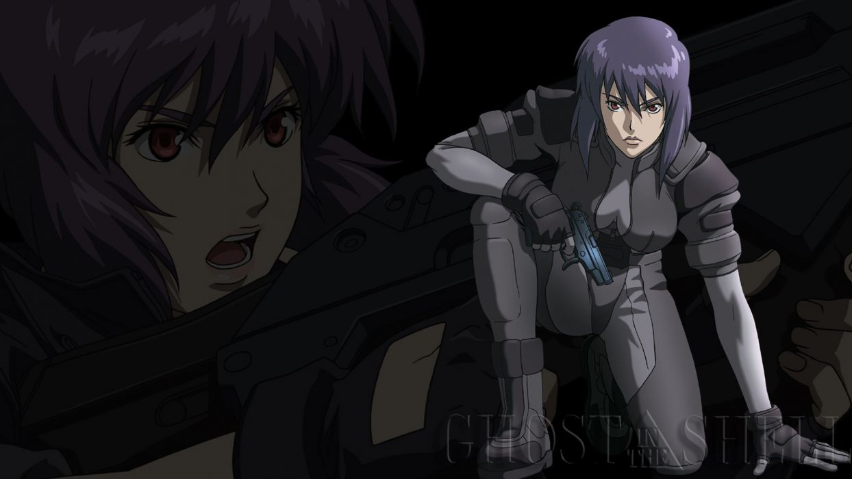Ghost In The Shell 23 Wallpaper 1920x1080 1041265 Wallpaperup