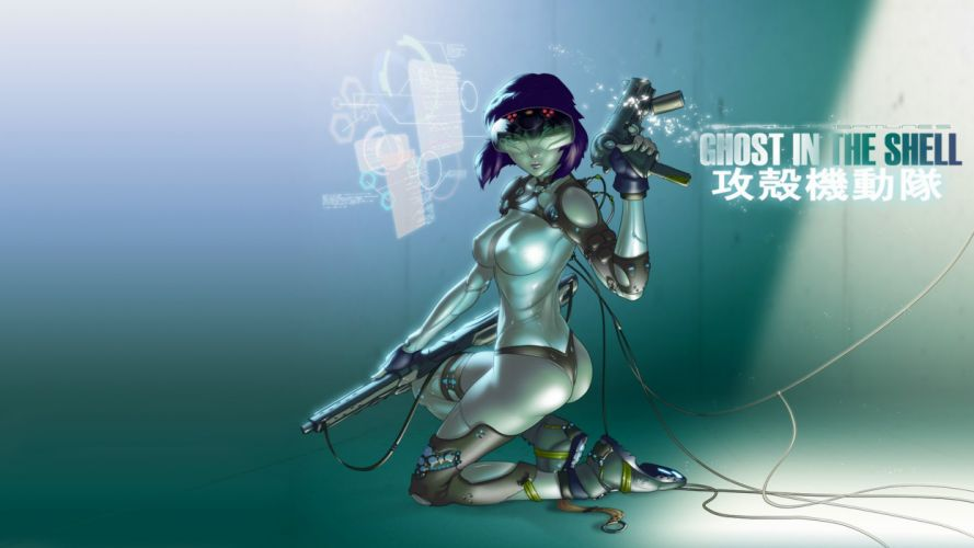 Ghost In The Shell (26) wallpaper