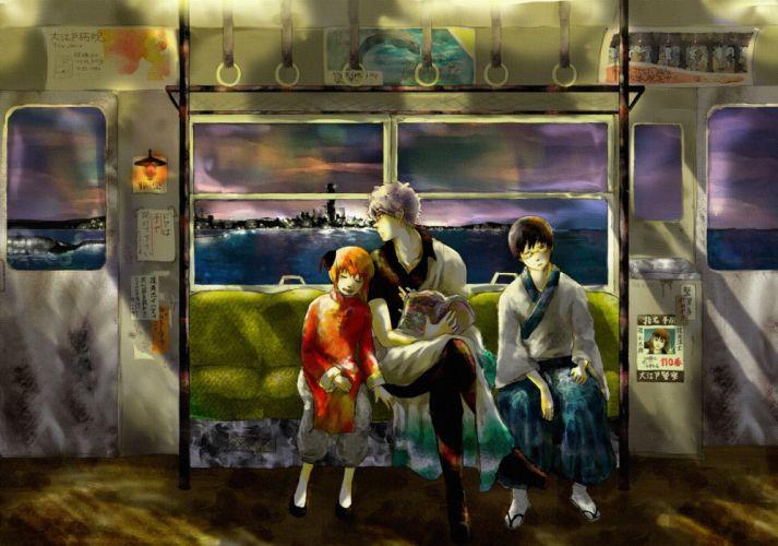 Gintama (8) wallpaper