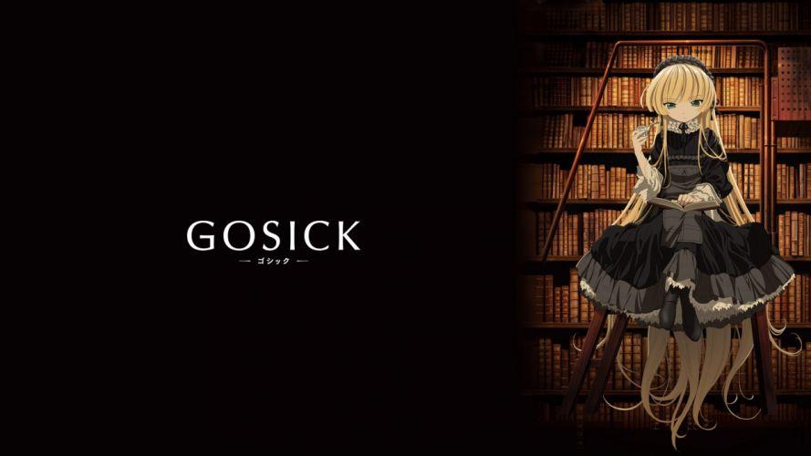 Gosick (5) wallpaper