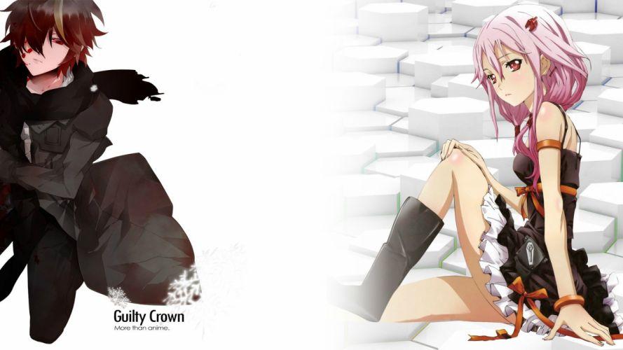 Guilty Crown (25) wallpaper