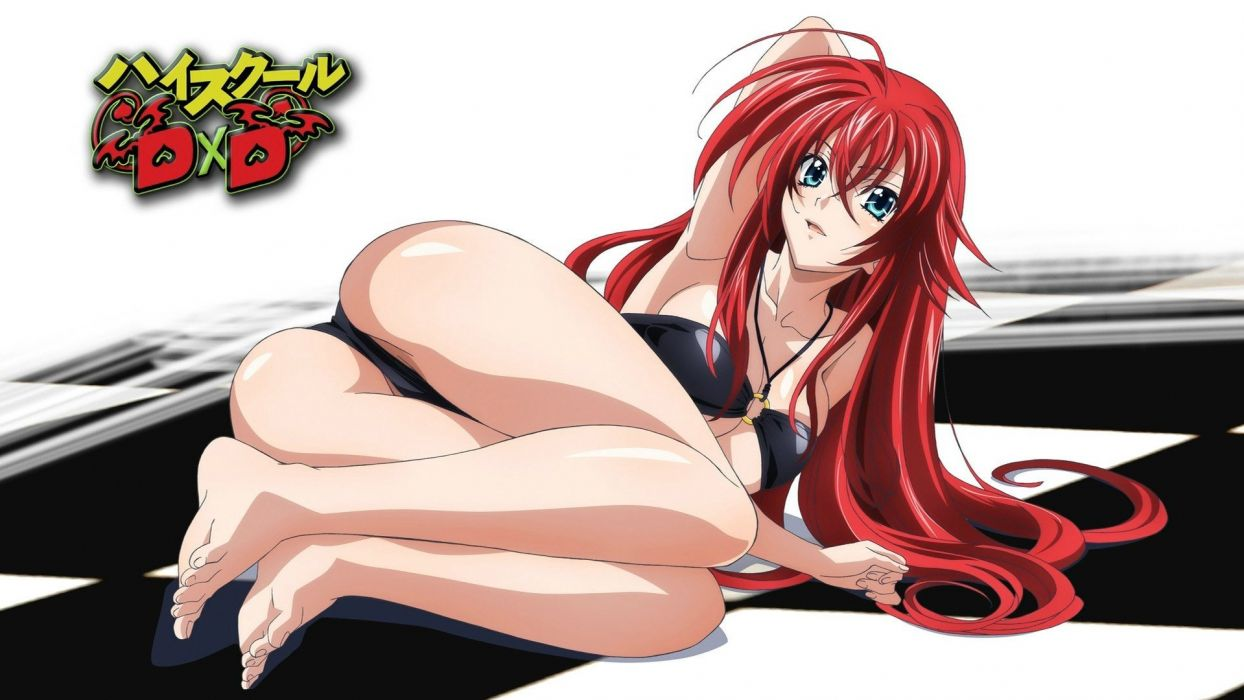 High School DxD (10) wallpaper