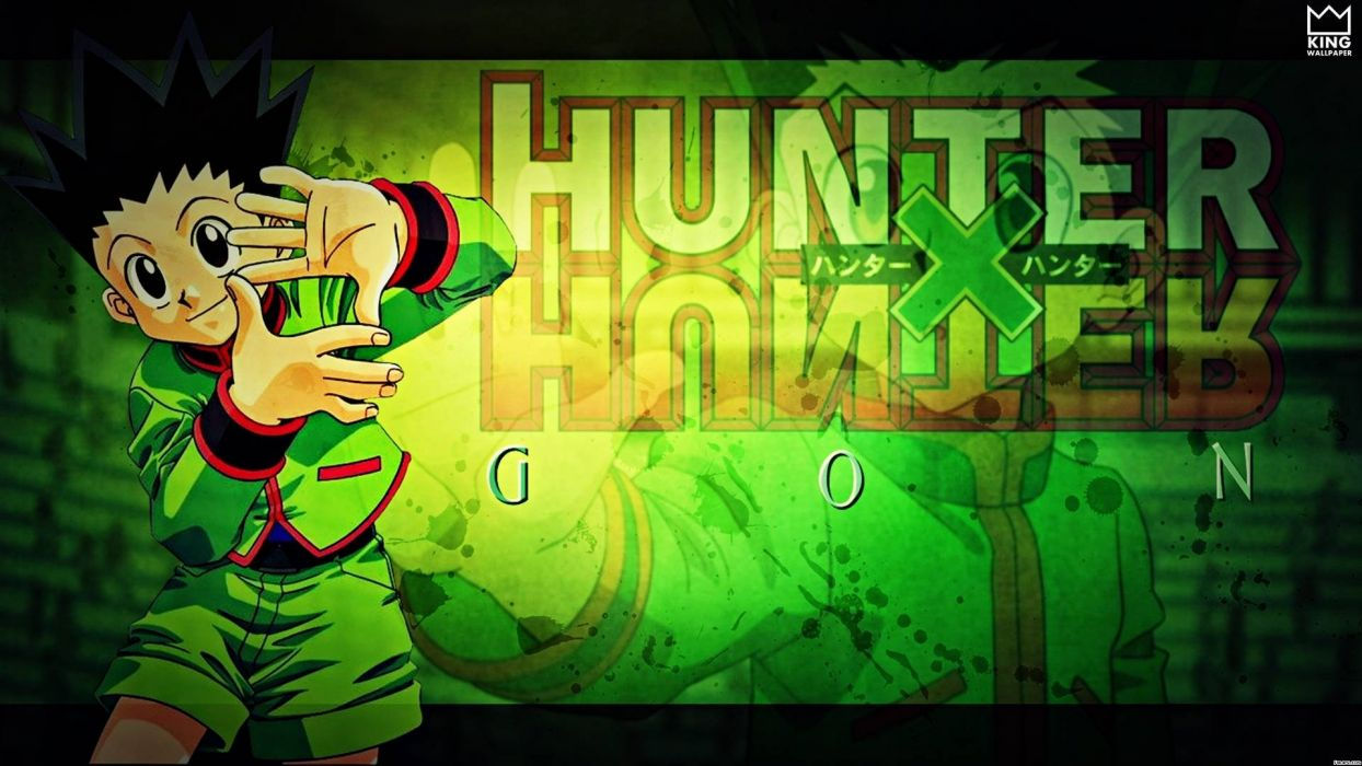 Hunter X Hunter 4 Wallpaper 1920x1080 1041685 Wallpaperup