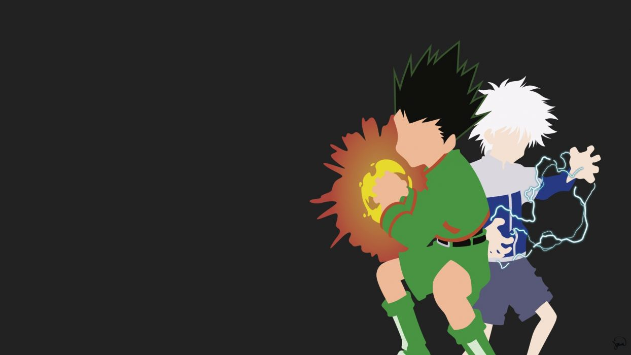 Hunter X Hunter 5 Wallpaper 1920x1080 1041686 Wallpaperup