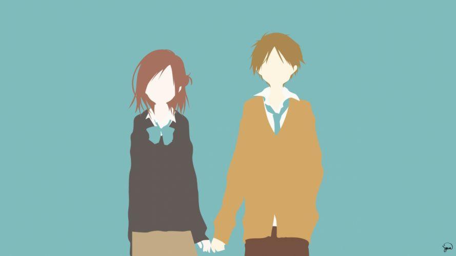 Isshukan Friends (3) wallpaper