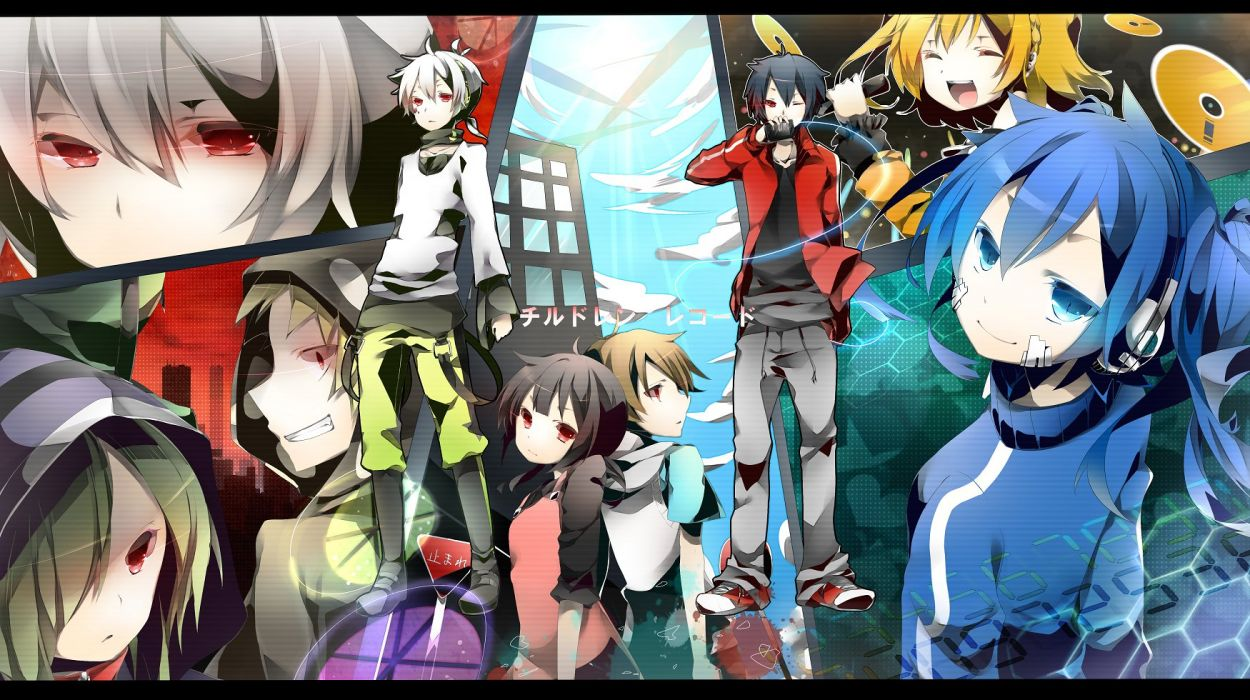 Kagerou Project (5) wallpaper