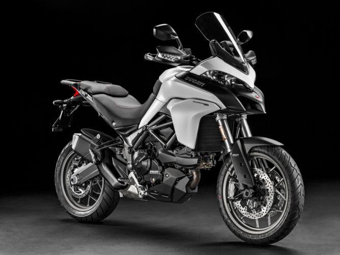 Ducati Multistrada 950 motorcycles 2017 wallpaper