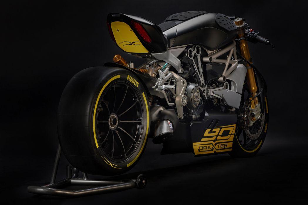 Ducati draXter motorcycles 2016 wallpaper