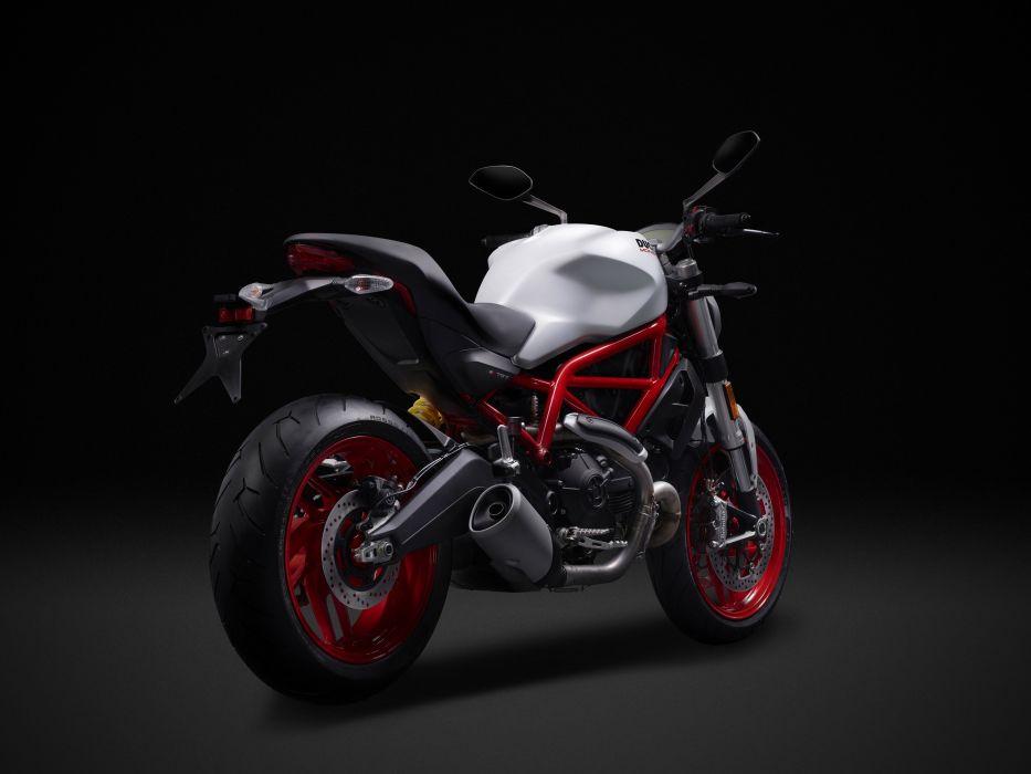 Ducati Monster 797 motorcycles 2017 wallpaper