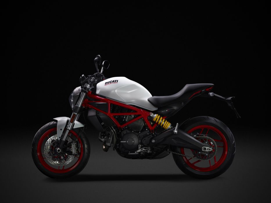 Ducati Monster 797 motorcycles 2017 wallpaper