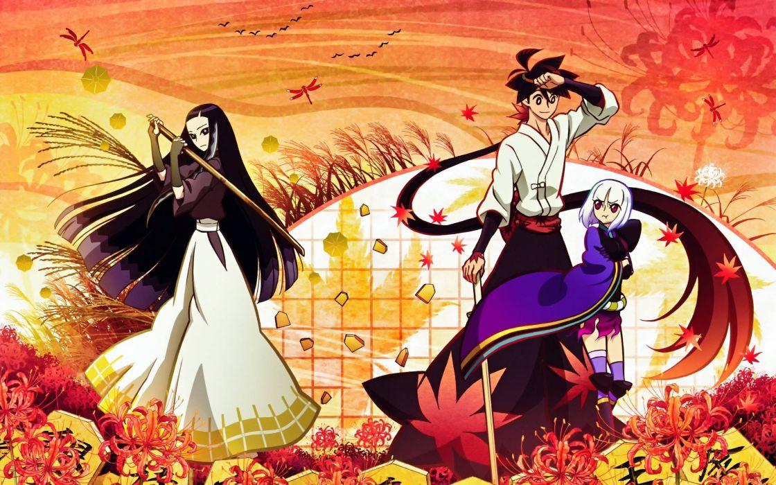 Katanagatari (7) wallpaper