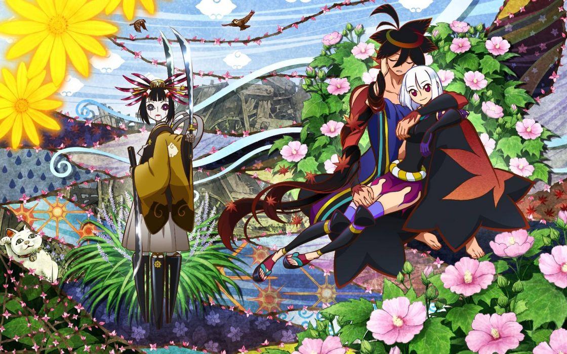Katanagatari (10) wallpaper